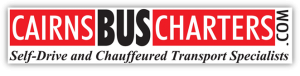 The 2016 tour is proudly sponsored by Cairns Bus Charter