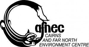 CAFNEC logo with text